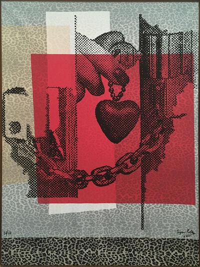 Sigmar Polke, 'S.H. - oder die Liebe zum Stoff', 2000