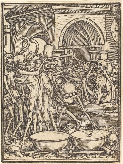 Hans Holbein the Younger, 'End of Mankind'