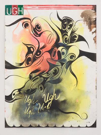 Brad Kahlhamer, '5 Ughs', 2010