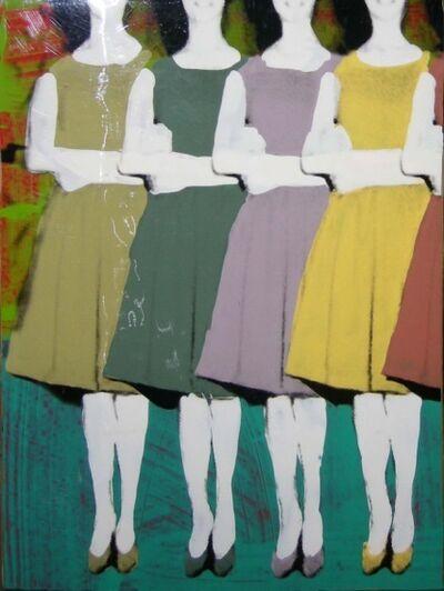 Carolina Convers, 'Skirts Study', 2013