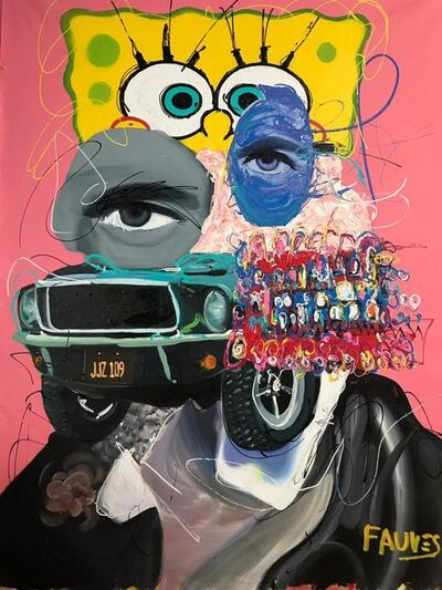 John Paul Fauves, 'Breaking Good', 2019