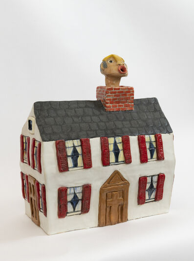 Rebecca Goyette, 'Childhood Home', 2018