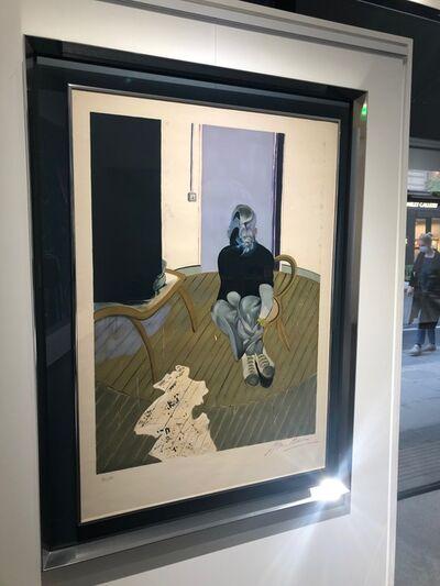 Francis Bacon, 'Autoportrait', 1977