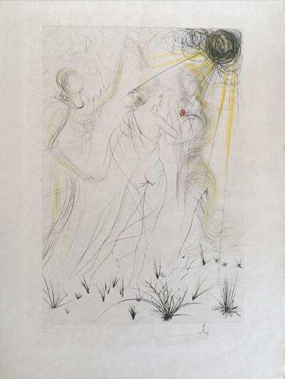 Salvador Dalí, 'Le printemps', 1971