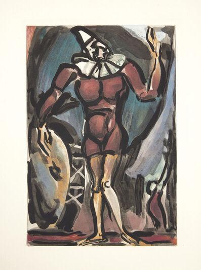 Georges Rouault, 'Cirque', 1930