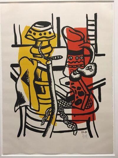 Fernand Léger, 'La Chaise ', 1951