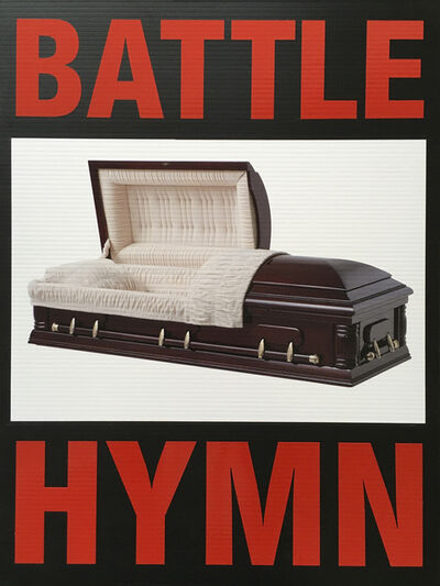 Cali Thornhill Dewitt, 'Battle Hymn', 2020