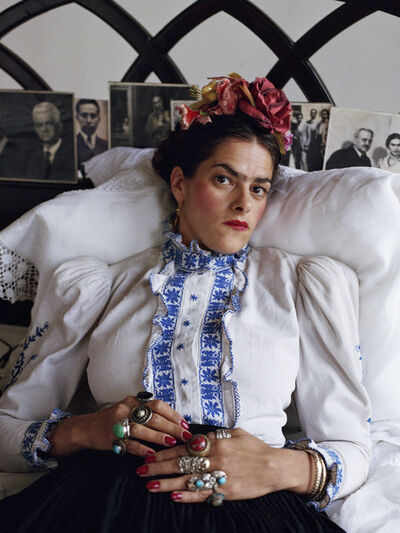 Mary McCartney, 'Tracey Emin as Frida Kahlo, London', 2000