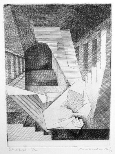 Louis Marcoussis, 'Un Reve', 1930