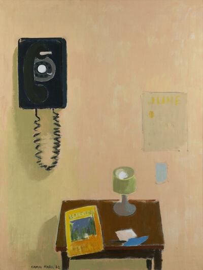 Herman Maril, 'The Telephone', 1982