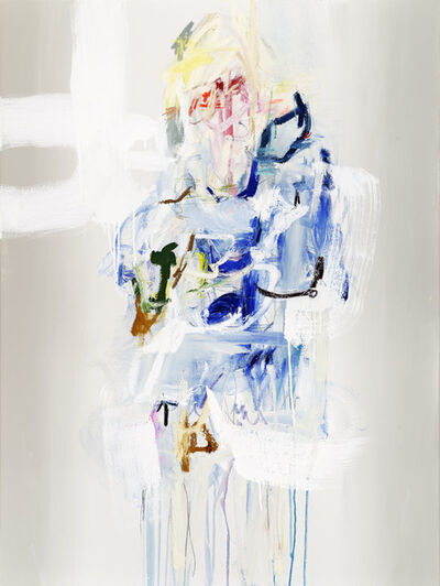 Diana Greenberg, 'Woman in Blue', 2017