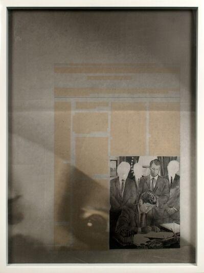 C.T. Jasper, 'no.2 Untitled (J.F. Kennedy & R.F. Kennedy)', 2007-2008