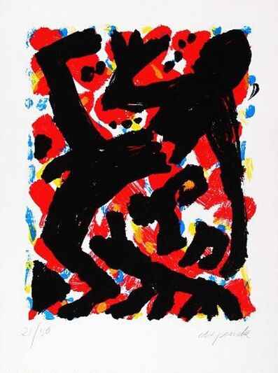 A.R. Penck, 'Dresden 1992 Blatt 2', Unknown