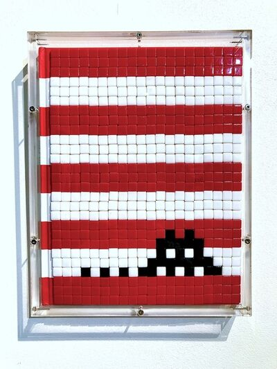 Invader, 'Los Angeles 1 - Invasion', 2005