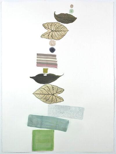 Marilla Palmer, 'Tipped Stack', 2015