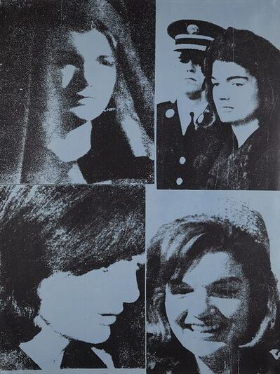 Andy Warhol: Jacqueline Kennedy - For Sale on Artsy