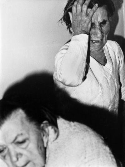 Mario Giacomelli, 'Non fatemi domande', 1981-83