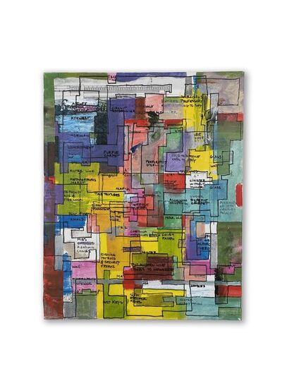 Jorge Otero-Pailos, 'Time Textures', 2005