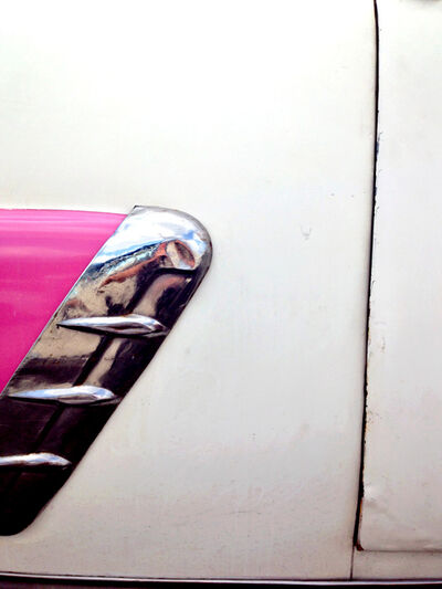 Suat Akdemir, 'AbstractCuba Series 'cars'', 2015