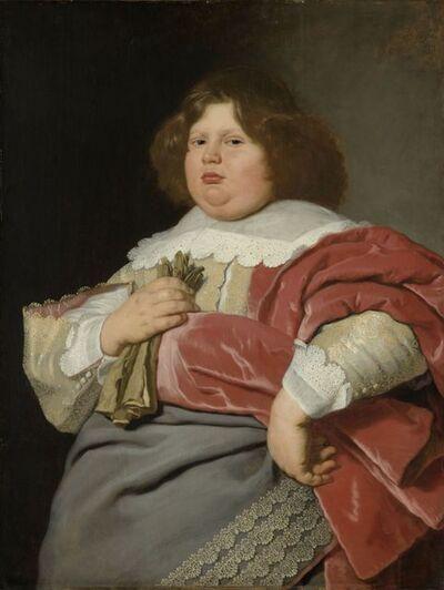 Bartholomeus van der Helst, 'Portrait of Gerard Andriesz Bicker', ca. 1642