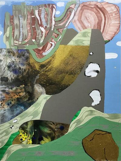 Elisabeth Condon, 'Water Seeks Lowest Point', 2018