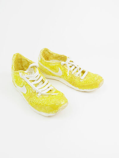 Rose Eken, 'Nike (Yellow)', 2019