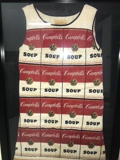 Andy Warhol, 'Campbell's Souper Dress', ca. 1965