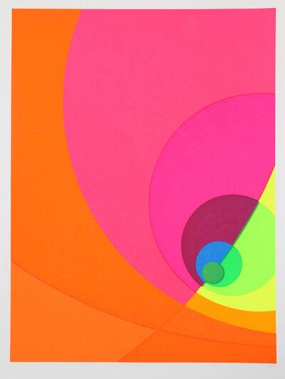 Herbert Aach, 'Split Infinity #9BS', 1980