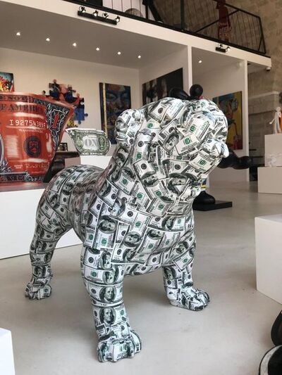 Julie Jaler, 'Dollar Dog', 2019