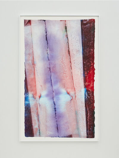 Sam Gilliam, 'Construct', 2018