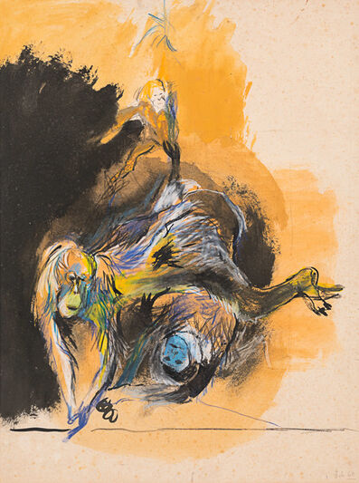 Graham Sutherland, 'Apes', 1969