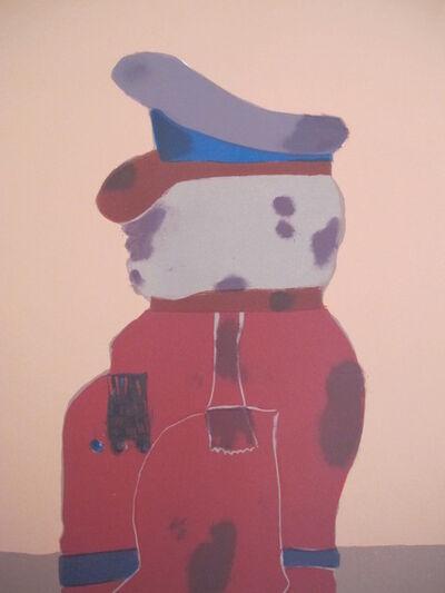 Robert Hodgins, 'Sarge', 2007