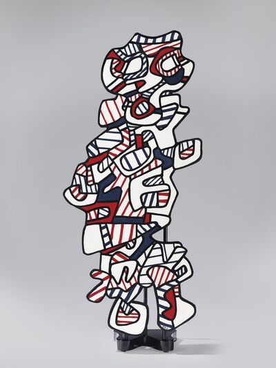 Jean Dubuffet, 'Milord ', 2017
