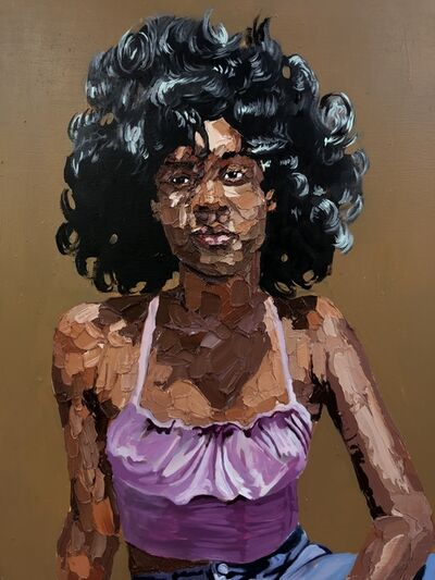 Gerald Lovell, 'Isis'