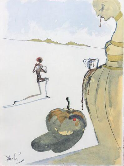 Salvador Dalí, 'Casanova - Cup Of Chocolate', 1967