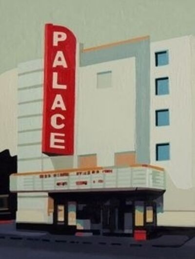 Andy Burgess, 'Palace Theatre', 2015