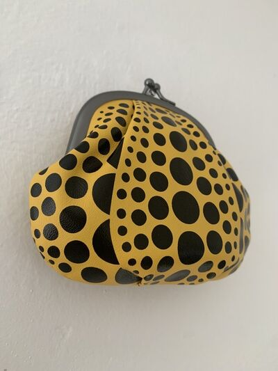 Yayoi Kusama, 'KUSAMA PUMPKIN POLKA DOT LEATHER PURSE ', ca. 2018