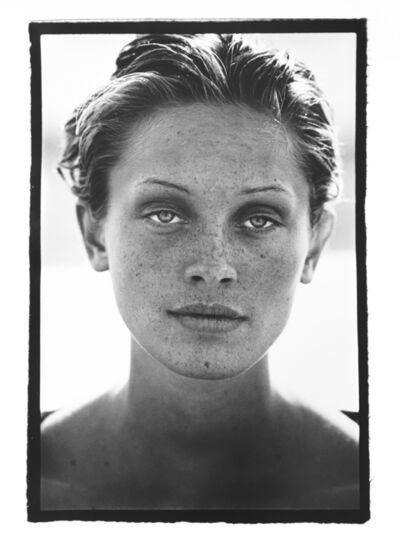 Peter Lindbergh, 'Berri Smither, El Mirage, California, U.S.A., HARPER'S BAZAAR', 1993