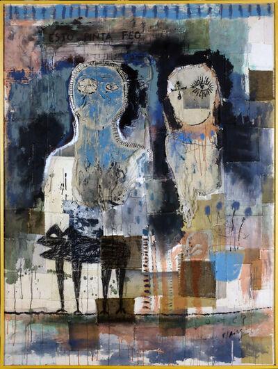 Juan Roberto Diago, 'Esta Pinta Feo', 2004