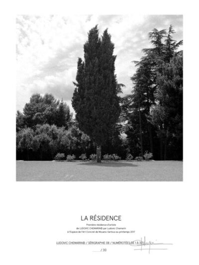 Ludovic Chemarin©, 'La résidence', 2017