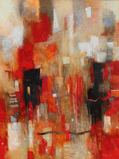 "Max Hammond, '""Sojourn in Venice""', 2020"