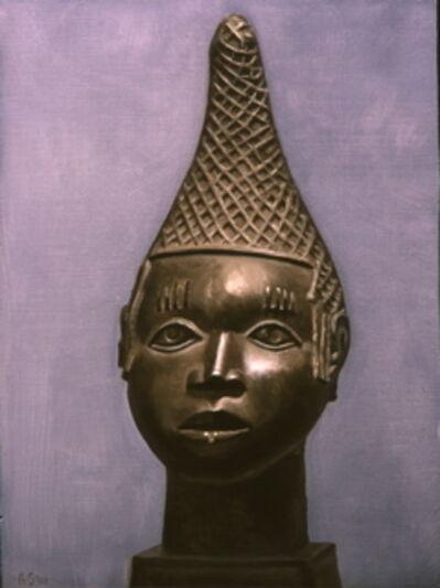 Ron Schwerin, 'Benin Head'