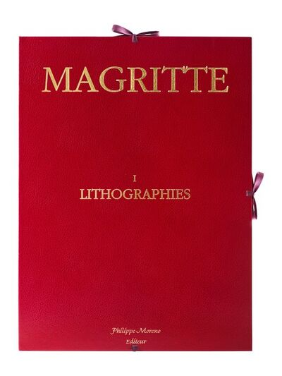 René Magritte, 'Magritte Lithographies I', 2004