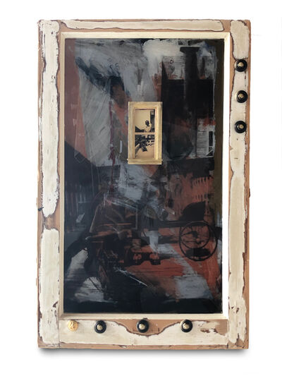 Mildred Howard, 'Untitled (window)', 1992