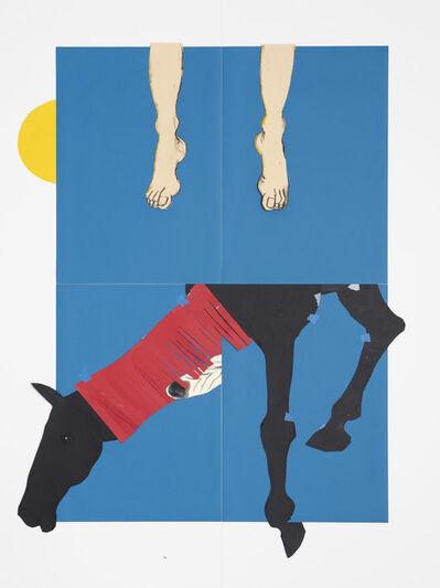 Magnus Plessen, 'Levitation', 2019