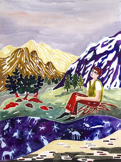 Freya Douglas-Morris, 'River tales', 2020
