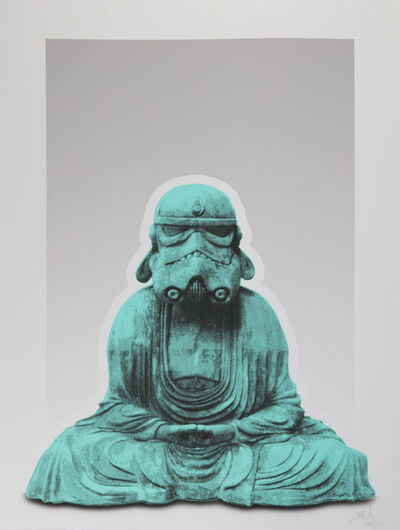 Ryan Callanan (RYCA), 'Zen Trooper', 2015