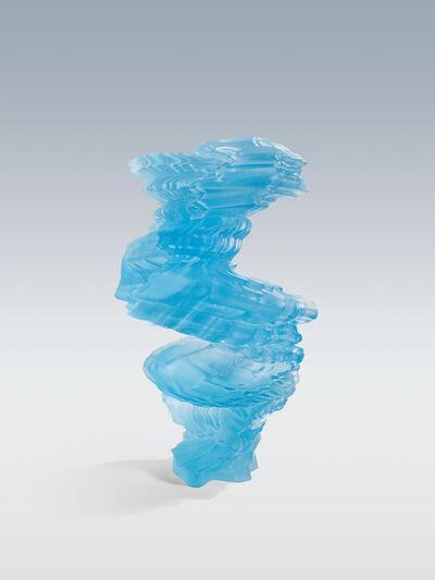 Tony Cragg, 'Stacks (Light Blue)', 2020