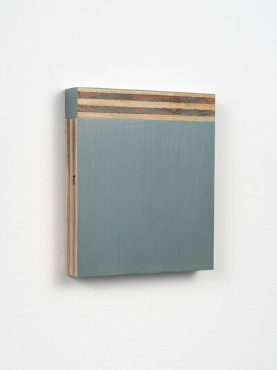 Bill Walton, 'Plywood Series (Green 1/4 turn)', n.d.