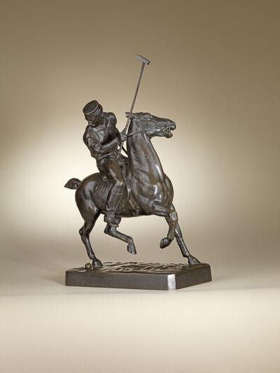 Walter Roche, 'Polo Player', ca. 1882